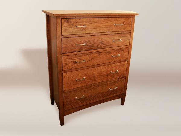 braeburn 5 drawer dresser