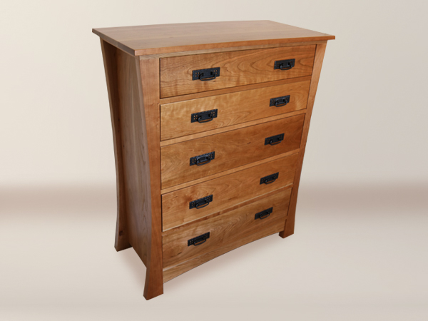 Superb Fuji 3 Drawer Side Table. $699.00. Add To Cart