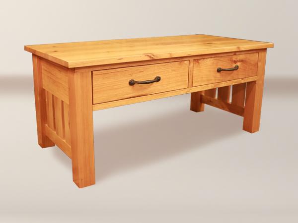 Melrose Open Shelf Sofa Table With Bottom Shelf Amp Wood